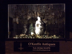 Our Christmas Window......