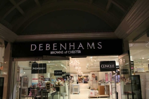Browns Debenhams of Chester