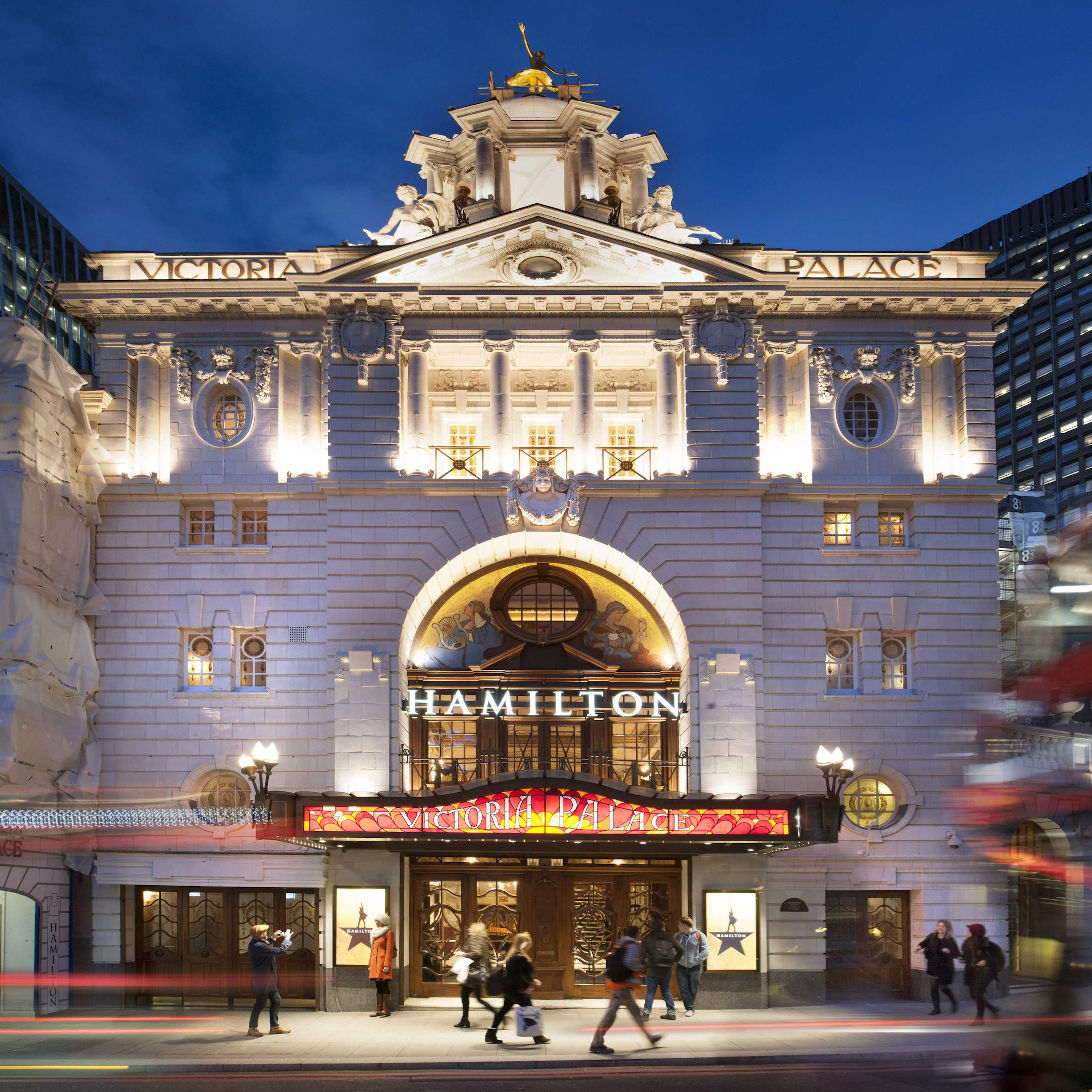 Victoria Palace Theatre London